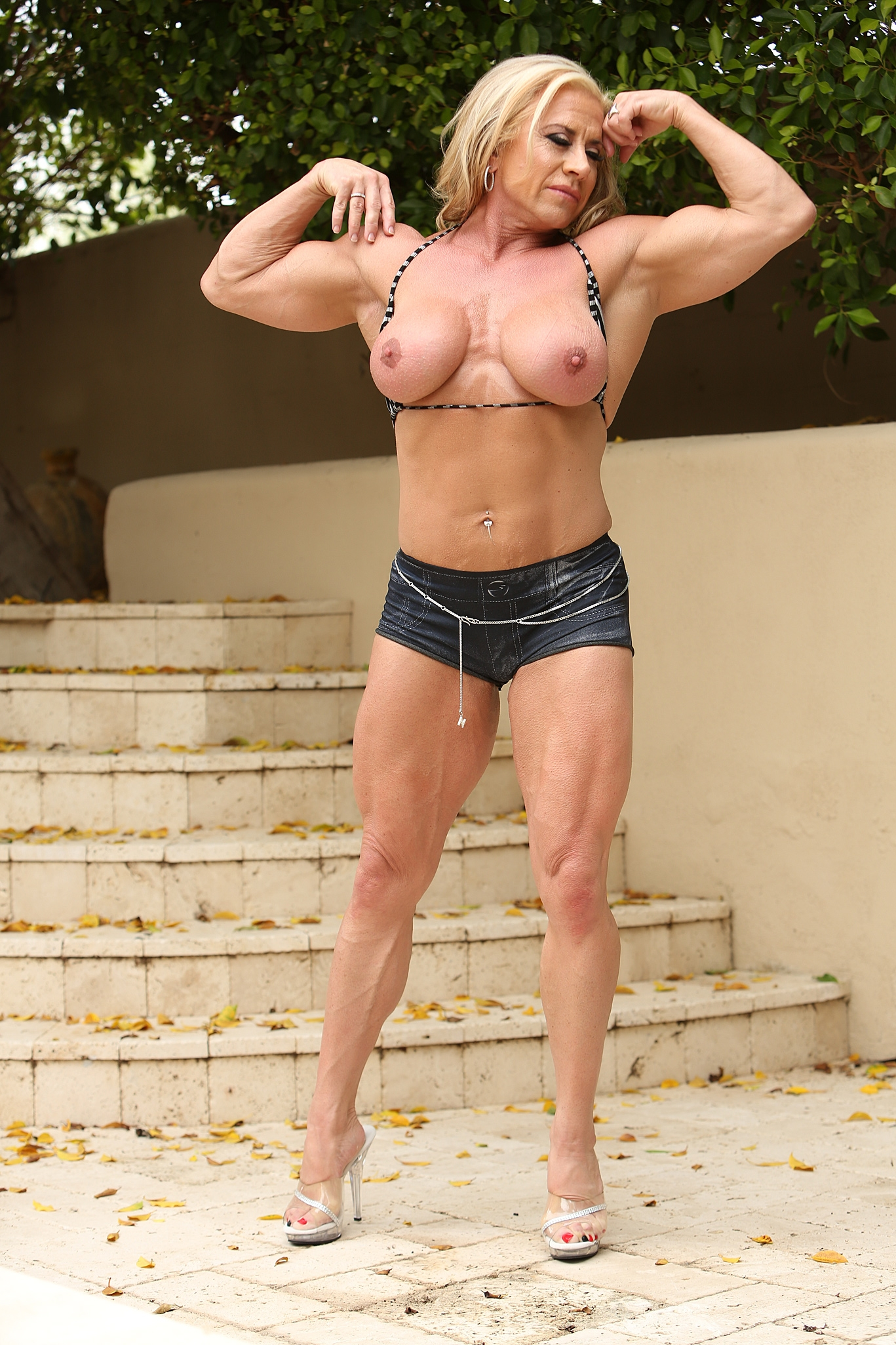 Please, Wanda moore bodybuilder nude pussy with you