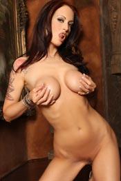 Busty Pornstar Nikki Nova